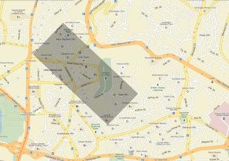 Ulus Map